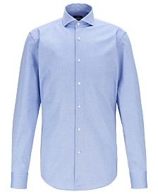 BOSS Men's Jason Jason Travel Line Slim-Fit Shirt