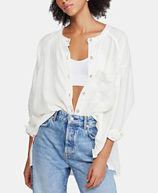 Free People Keep It Simple Top