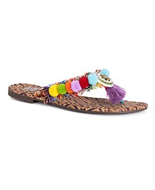 Muk Luks Women's Maryanne Sandals