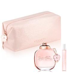 COACH 3-Pc. COACH Floral Eau de Parfum Gift Set
