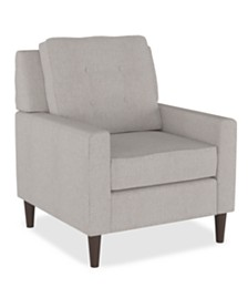 Valport Arm Chair, Quick Ship