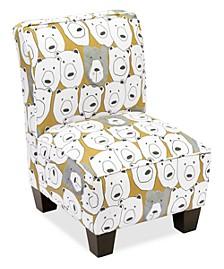 Erin Kid's Slipper Chair