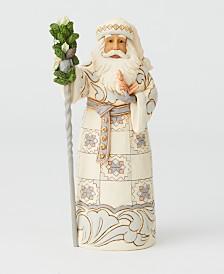 Jim Shore Exclusive Santa figurine