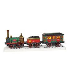 Department 56 Villages The Emerald Express Engine