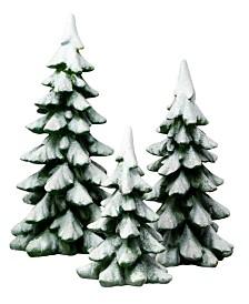 Department 56 Villages Winter Pines