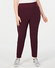 Plus Size Place To Place High-Rise Leggings
