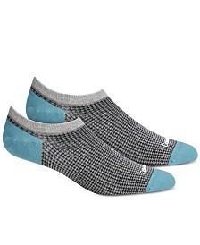 Calvin Klein Men's Houndstooth Liner Socks