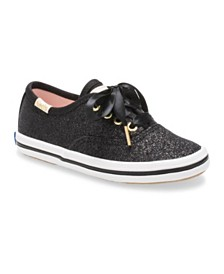 Keds Toddler Girls Keds x Kate Spade Champion Glitter Sneaker