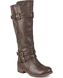 Women's Wide Calf Bite Boot