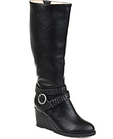 Women's Comfort Wide Calf Garin Boot
