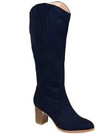 Women's Comfort Wide Calf Parrish Boot