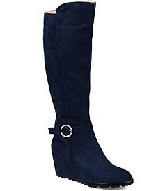 Women's Comfort Wide Calf Veronica Boot
