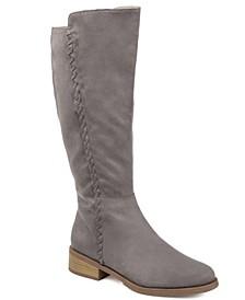Women's Comfort Blakely Extra Wide Calf Boot