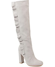 Women's Extra Wide Calf Vivian Boot