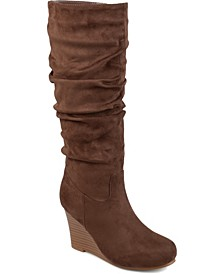 Women's Wide Calf Haze Boot