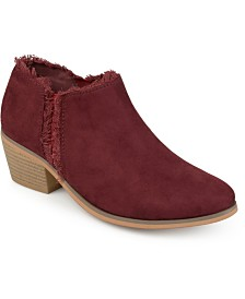 Journee Collection Women's Moxie Bootie