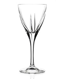 Lorren Home Trends RCR Fusion Crystal Wine Glass - Set of 6