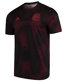adidas Men's Mexico National Team Prematch Top