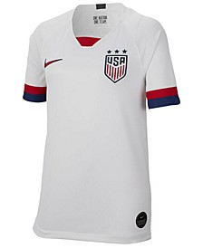 Big Boys USA National Team Women's World Cup Home Stadium Jersey