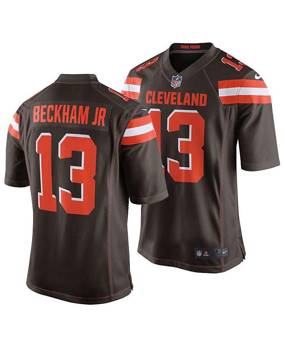competitive price 12569 05fec Odell Beckham Jr Jerseys - Macy's