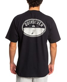 Quiksilver Waterman Burnt Fin T-Shirt