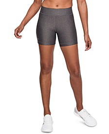Women's HeatGear® Midi Shorts