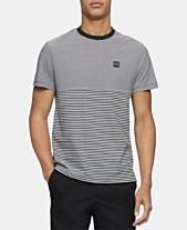 da986d645 Calvin Klein Men s Gradient Stripe T-Shirt
