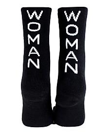 Cosmopolitan Ladies' Crew Socks  WOMAN