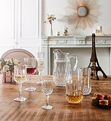 Cristal D'Arques Glassware Collection