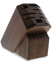 Zwilling J.A. Henckels Pro Dark Walnut 16-Slot Block