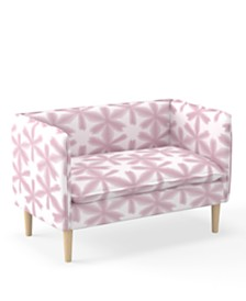 Whim Collection Noland Settee, Quick Ship, Created for Macy's