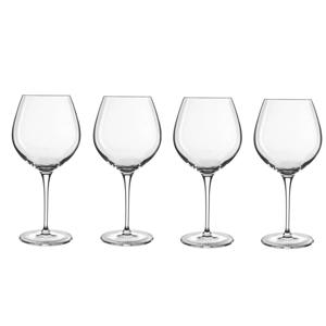 Luigi Bormioli Glassware, Crescendo All-Purpose Wine Glasses, Set of 4
