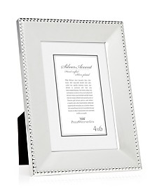 Philip Whitney Beveled Beaded Frame - 4x6