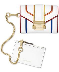 3e0c4715378 MICHAEL Michael Kors 2-in-1 Rainbow Trim Wallet