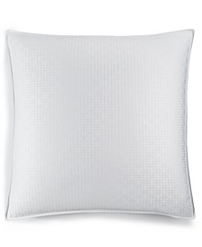 European White Goose Feather Euro Pillow, Created for Macy's