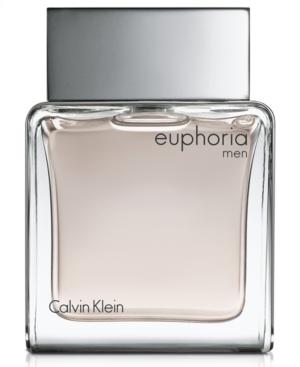 Calvin Klein euphoria men Eau de Toilette Spray, 3.4 oz -  425172