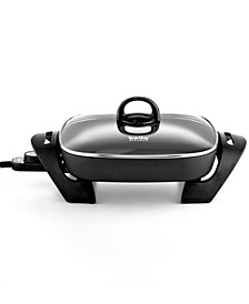 "13820 12"" X 12"" Electric Skillet"