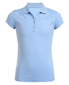 Big Girls Sensory Friendly Polo Shirt