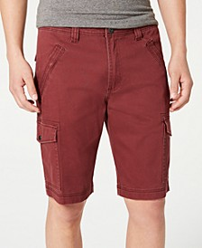 "INC Men's Shook Cargo 11"" Shorts, Created for Macy's"