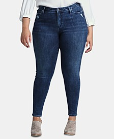 Trendy Plus Size Most Wanted Skinny Jeans