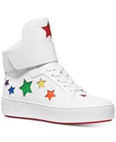 25b30f1befb MICHAEL Michael Kors Trent High-Top Sneakers