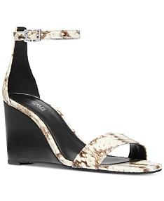 3a45e81b837 Michael Kors Sandals - Macy's