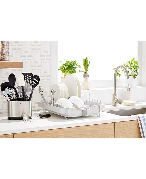Oxo 15 Piece Kitchen Utensil Set Reviews Home Macy S