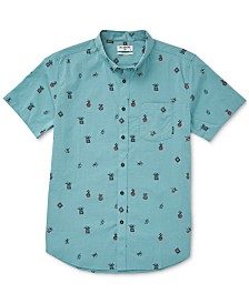 Billabong Big Boys Sundays Graphic Shirt