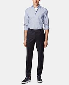 BOSS Men's Slim Fit Striped Shirt