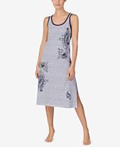 8fc35a624f Lauren Ralph Lauren Nightgowns and Sleep Shirts - Macy's