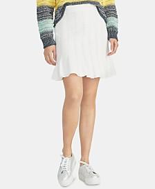 RACHEL Rachel Roy River Mini Sweater Skirt