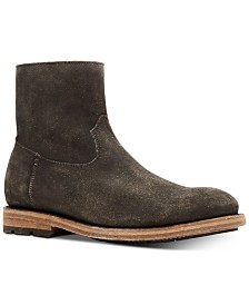 Frye Men's Bowery Inside Zip Boots