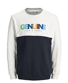 Jack and Jones Men's 90'S Style Sweatshirt