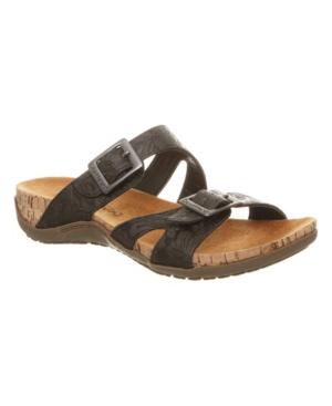 Women's Maddie Flat Sandals Women's Shoes